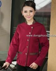 Đồng phục nhân viên khách sạn 05 – Đồng phục nhân viên khách sạn tại Hà Nội