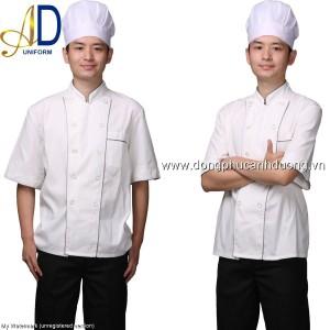 Đồng phục áo bếp 03 | may áo bếp tại Hà Nội