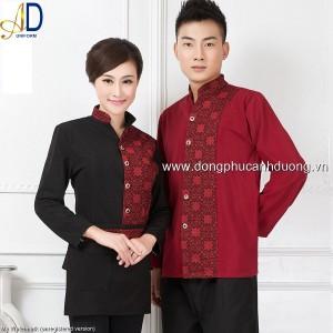 Đồng phục nhân viên khách sạn 03 – Đồng phục nhân viên khách sạn tại Hà Nội