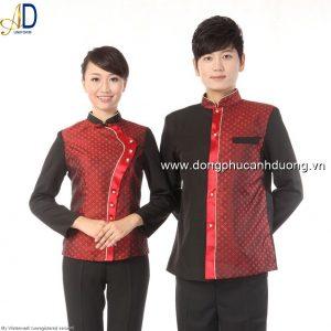 Đồng phục nhân viên khách sạn 04 – Đồng phục nhân viên khách sạn tại Hà Nội