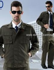 Đồng phục bảo hộ lao động 14 | may bảo hộ lao động tại Hà Nội