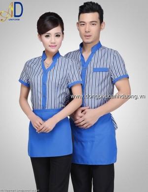 Đồng phục tạp vụ 11 – Đồng phục nhà hàng khách sạn tại Hà Nội
