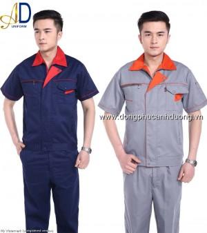 Đồng phục bảo hộ lao động 15 | may bảo hộ lao động tại Hà Nội