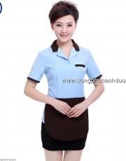 Đồng phục nhân viên khách sạn 06 – Đồng phục nhân viên khách sạn tại Hà Nội