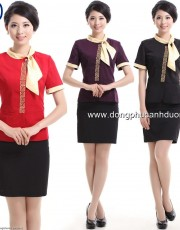 Đồng phục nhân viên khách sạn 08 – Đồng phục nhân viên khách sạn tại Hà Nội