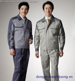 Đồng phục bảo hộ lao động 04 | may bảo hộ lao động tại Hà Nội