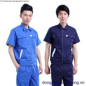 Đồng phục bảo hộ lao động 05 | may bảo hộ lao động tại Hà Nội