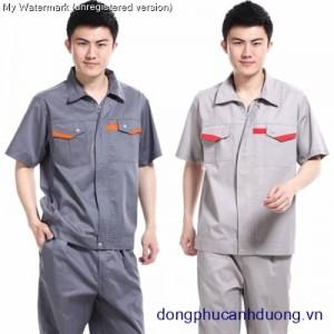 Đồng phục bảo hộ lao động 07 | may bảo hộ lao động tại Hà Nội