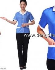 Đồng phụ tạp vụ 03   đồng phục tạp vụ tại Hà Nội
