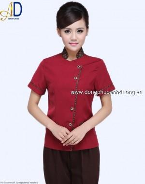 Đồng phục tạp vụ 15 – Đồng phục nhà hàng khách sạn tại Hà Nội