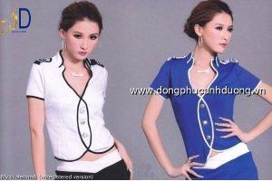 Đồng phục lễ tân khách sạn 06 | Đồng phục lễ tân khách sạn tại Hà Nội