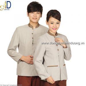 Đồng phục nhân viên khách sạn 09 – Đồng phục nhân viên khách sạn tại Hà Nội