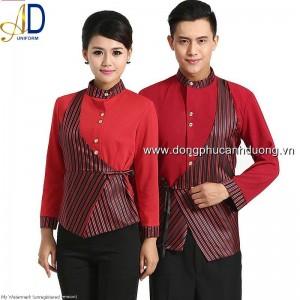 Đồng phục phục vụ bàn 12 – Đồng phục nhà hàng khách sạn tại Hà Nội