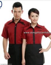 Đồng phục nhà hàng, khách sạn   Đồng phục nhà hàng, khách sạn tại Hà Nội