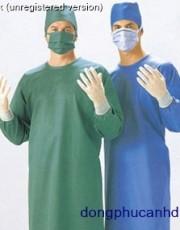 Đồng phục mổ – x quang 01   đồng phục y tế tại Hà Nội