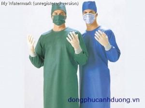 Đồng phục mổ – x quang 01 | đồng phục y tế tại Hà Nội