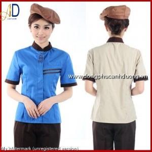 Đồng phục tạp vụ 19 – Đồng phục nhà hàng khách sạn tại Hà Nội