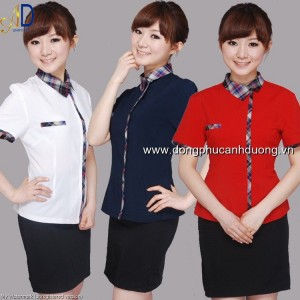 Đồng phục nhân viên khách sạn 13 – Đồng phục nhân viên khách sạn tại Hà Nội