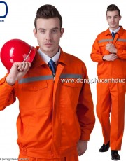 Đồng phục bảo hộ lao động 18 | may bảo hộ lao động tại Hà Nội