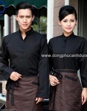 Đồng phục phục vụ bàn 16 – Đồng phục nhà hàng khách sạn tại Hà Nội