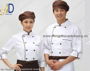 Đồng phục áo bếp 12 | may áo bếp tại Hà Nội