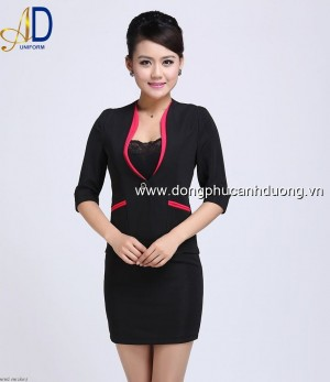 Đồng phục lễ tân khách sạn 12 | Đồng phục lễ tân khách sạn tại Hà Nội