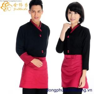 Đồng phục phục vụ bàn 02 – Đồng phục nhà hàng khách sạn tại Hà Nội