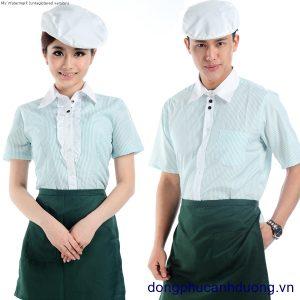 Đồng phục tạp vụ 01 – Đồng phục nhà hàng khách sạn tại Hà Nội