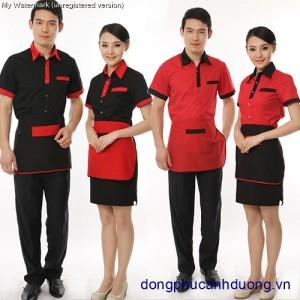 Đồng phục phục vụ bàn 05 – Đồng phục nhà hàng khách sạn tại Hà Nội