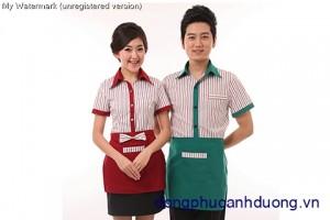Đồng phục tạp vụ 03 – Đồng phục nhà hàng khách sạn tại Hà Nội