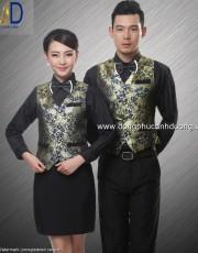 Đồng phục phục vụ bàn 17 – Đồng phục nhà hàng khách sạn tại Hà Nội