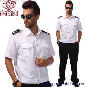 Đồng phục bảo vệ 02 | đồng phục bảo vệ tại Hà Nội
