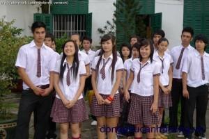 Đồng phục học sinh trung học 01 | đồng phục học sinh trung học tại Hà Nội