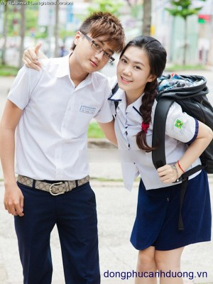 Đồng phục học sinh trung học 07   đồng phục học sinh trung học tại Hà Nội