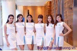 ĐỒNG PHỤC PG 010 | đồng phục PG tại Hà Nội