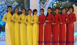 ĐỒNG PHỤC PG 002 | đồng phục PG tại Hà Nội