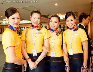ĐỒNG PHỤC PG 004 | đồng phục PG tại Hà Nội