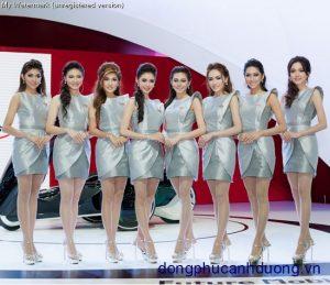 ĐỒNG PHỤC PG 005   đồng phục PG tại Hà Nội