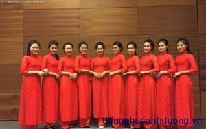 ĐỒNG PHỤC PG 006 | đồng phục PG tại Hà Nội