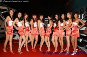 ĐỒNG PHỤC PG 007 | đồng phục PG tại Hà Nội