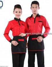 Đồng phục phục vụ bàn 20 – Đồng phục nhà hàng khách sạn tại Hà Nội