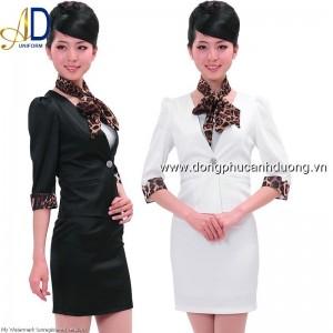 Đồng phục lễ tân khách sạn 17 | Đồng phục lễ tân khách sạn tại Hà Nội