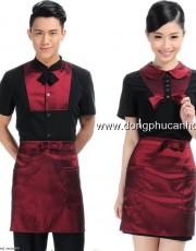 Đồng phục phục vụ bàn 19 – Đồng phục nhà hàng khách sạn tại Hà Nội