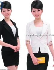 Đồng phục lễ tân khách sạn 18   Đồng phục lễ tân khách sạn tại Hà Nội