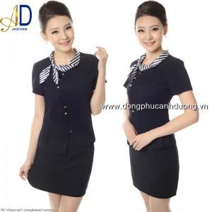 Đồng phục lễ tân khách sạn 19   Đồng phục lễ tân khách sạn tại Hà Nội
