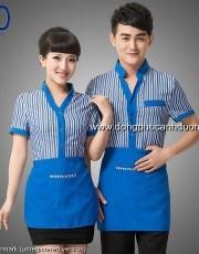 Đồng phục phục vụ bàn 21 – Đồng phục nhà hàng khách sạn tại Hà Nội