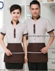 Đồng phục phục vụ bàn 23 – Đồng phục nhà hàng khách sạn tại Hà Nội
