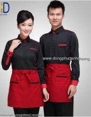 Đồng phục phục vụ bàn 22 – Đồng phục nhà hàng khách sạn tại Hà Nội