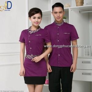 Đồng phục nhân viên khách sạn 20 – Đồng phục nhân viên khách sạn tại Hà Nội