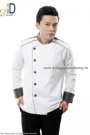 Đồng phục áo bếp 05 | may áo bếp tại Hà Nội